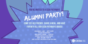 ALUMNI PARTY! @ Merchants Corner | Winnipeg | Manitoba | Canada